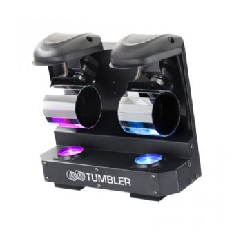 Equinox Tumbler Dual Roller Barrel | Lighting | DJ & Club Lighting Effects | Equinox | Lighthouse Audiovisual UK